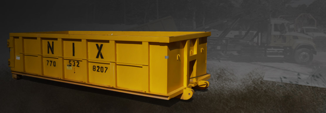 Roll-Off Dumpster Rentals